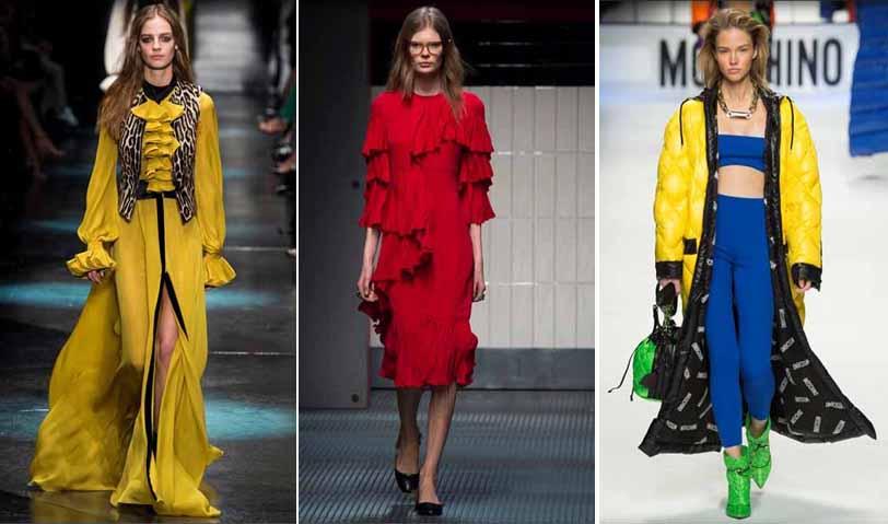 Модные тенденции сезона осень-зима 2015-2016