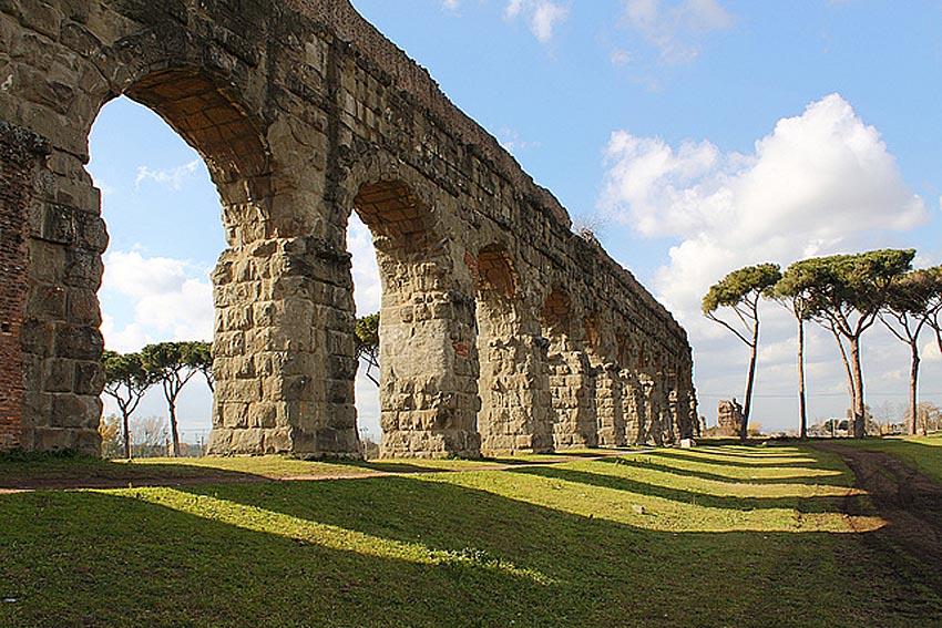 Парк Акведуков, Путеводитель по Риму