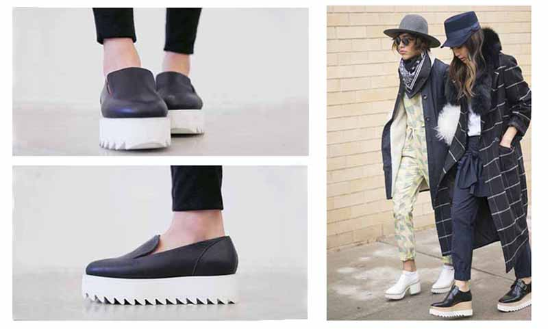 модные тенденции обуви весна-лето 2016