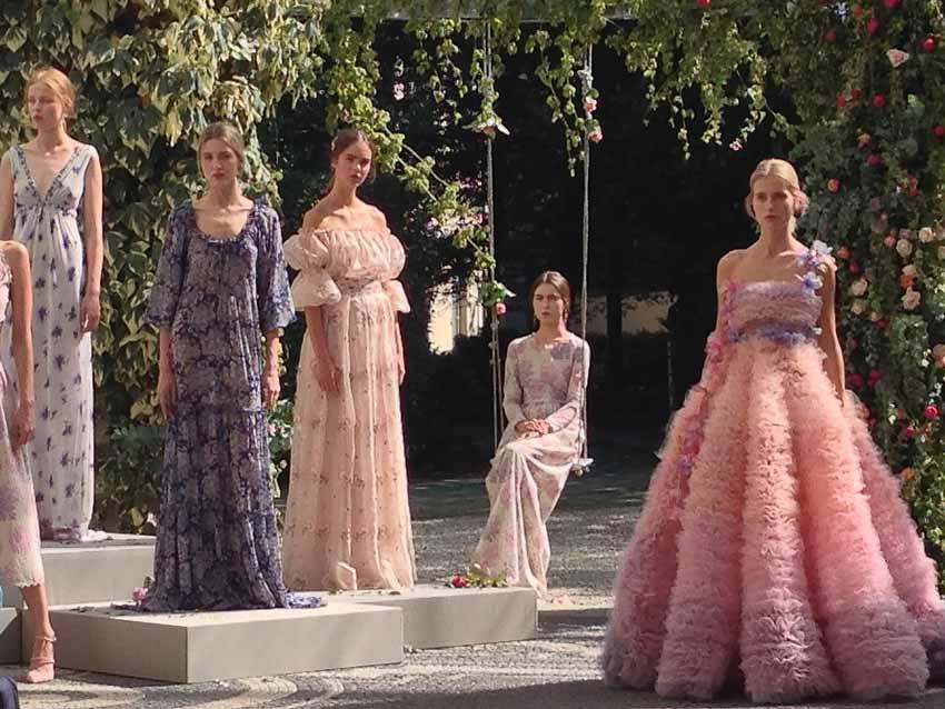 Неделя Моды в Милане весна-лето 2016 Luisa Beccaria