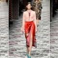 Неделя Моды в Милане  Gucci весна-лето 2016