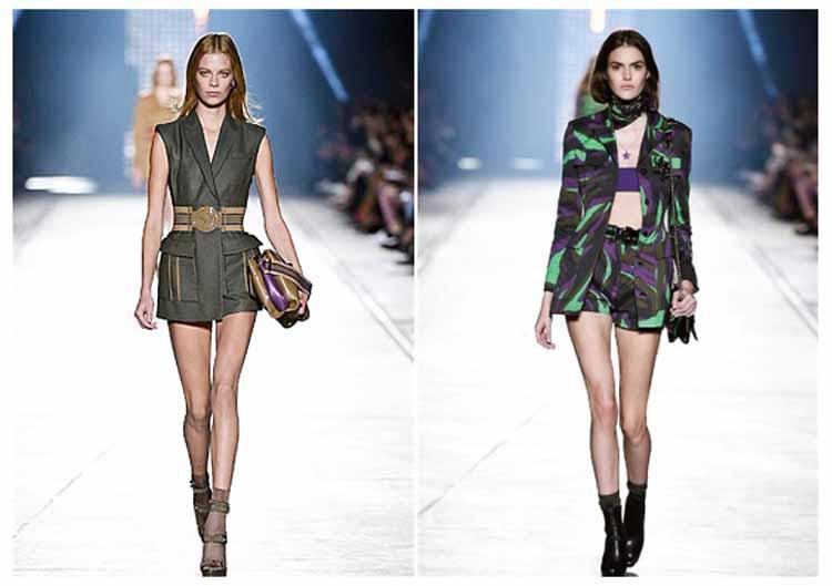 Неделя мода в Милане Versace, Коллекция весна-лето 2016