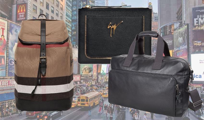 ce4adc8a4211 Модные мужские сумки для лета 2016