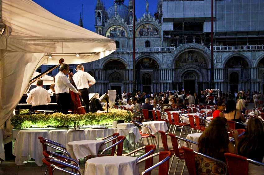 Основные достопримечательности Венеции: Площадь Святого Марко