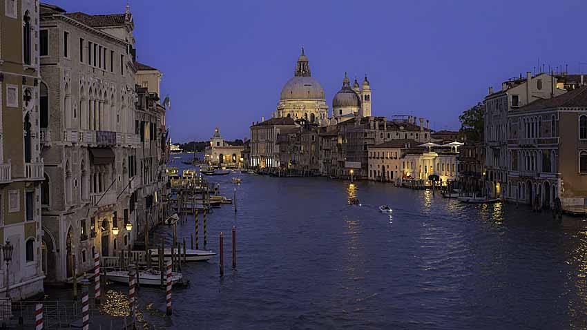 Основные достопримечательности Венеции, Мост Академии  Брайян Копровски CC BY-NC-ND