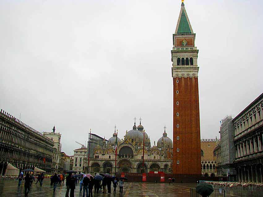 Часовая башня Святого Марко