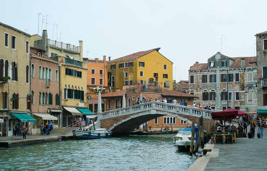 Мост делле Гулье, Венеция Тим Венчус CC BY-SA