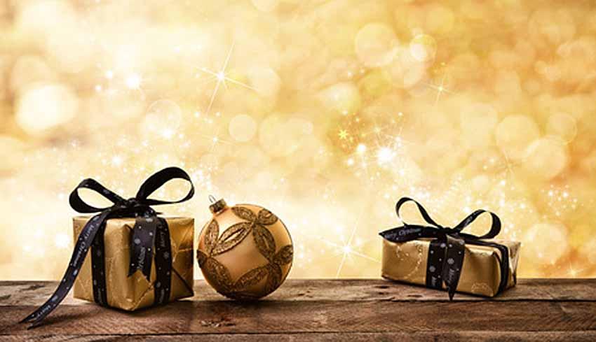 Рождественские и новогодние подарки