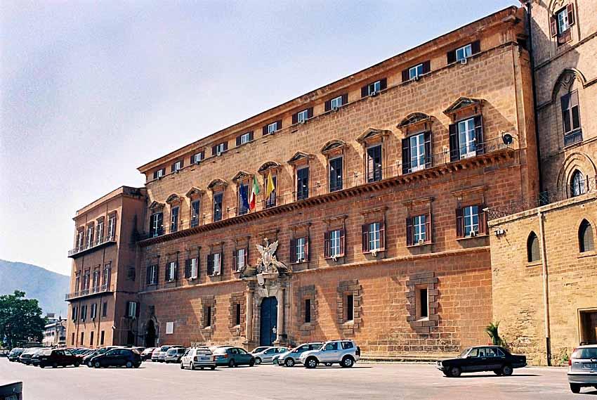 Достопримечательности Палермо: Норманнский дворец
