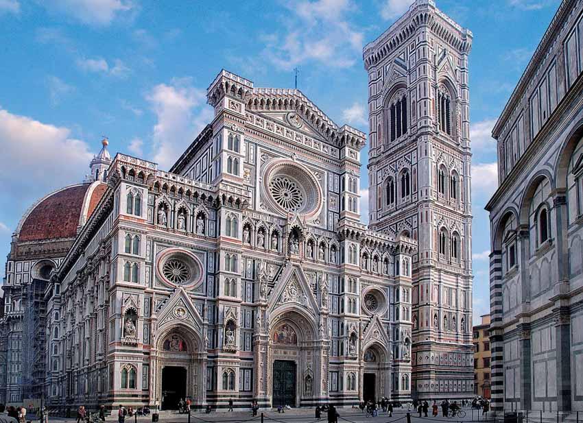 Флоренци: описание достопримечательностей