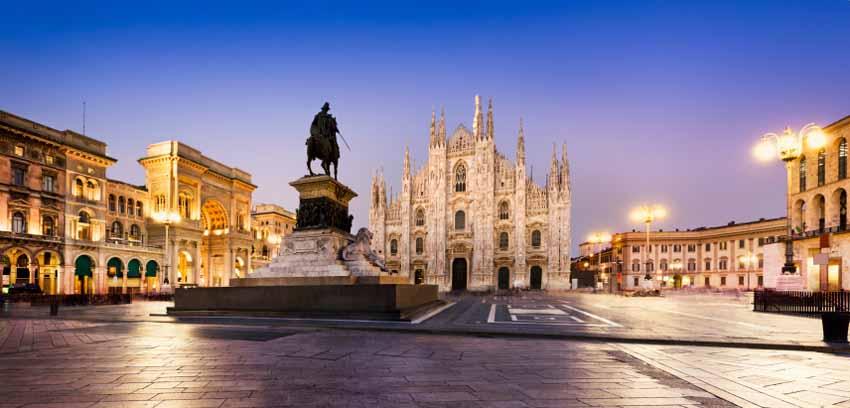 Милан – Северная столица Италии