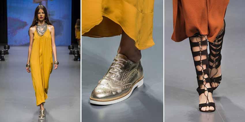 Выбираем модные туфли к весне 2016