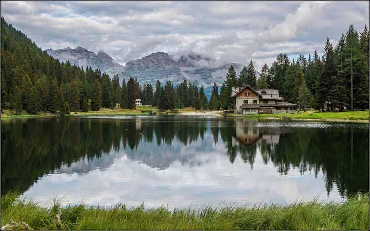 Озеро Намбино: Мадонна-ди-Кампильо