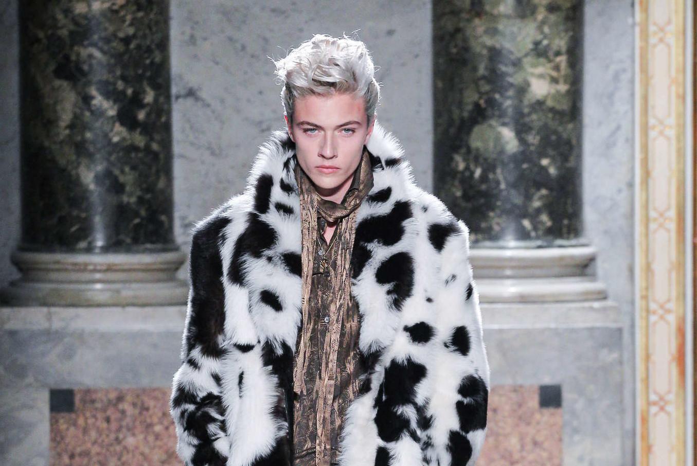 Неделя мужской моды в Италии осень-зима 2016-2017