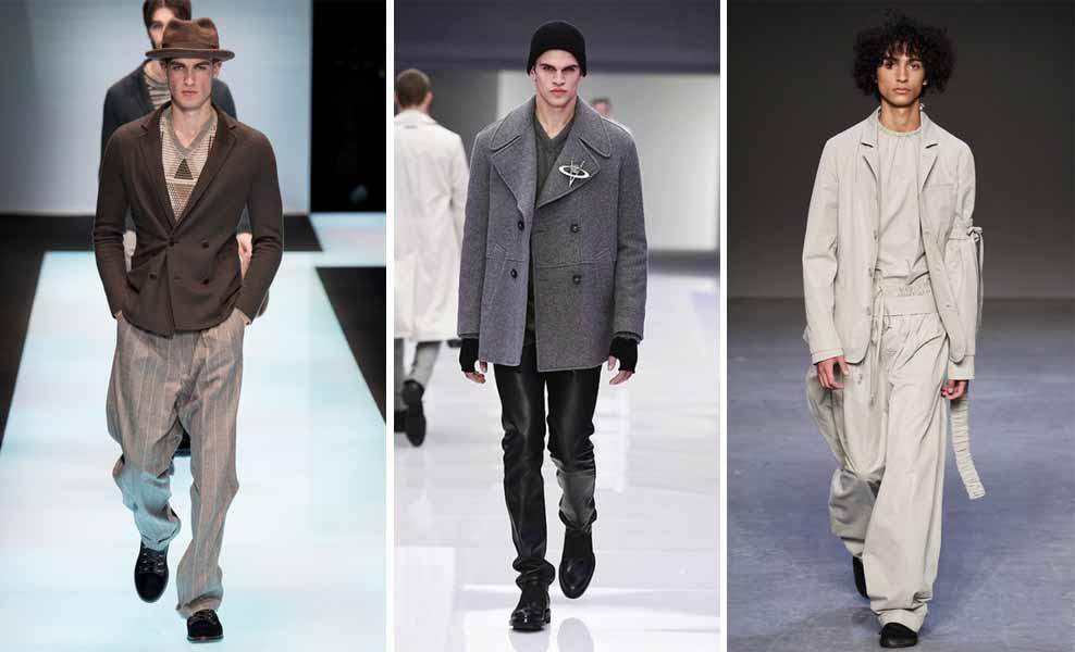 Модные мужские брюки осень зима 2016 2017 deb1166ac0e