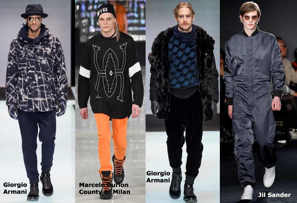 Модные мужские тенденции Осень-зима 2016-2017