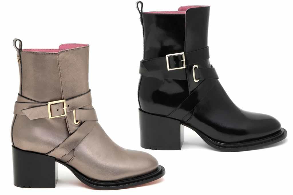 Модные тенденции обуви осень-зима 2016-2017