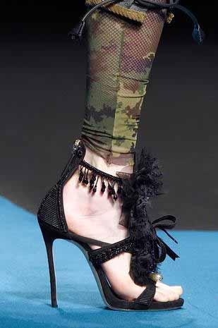 Модная обувь для сезона осень-зима 2016-2017: