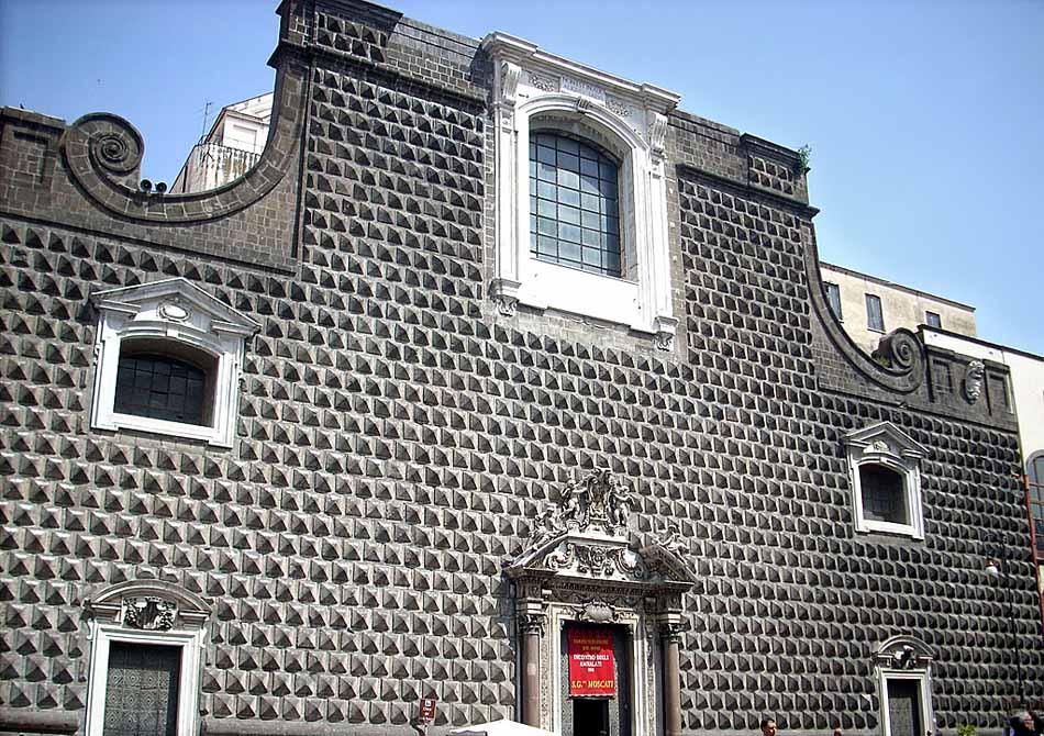 Церкви Неаполя