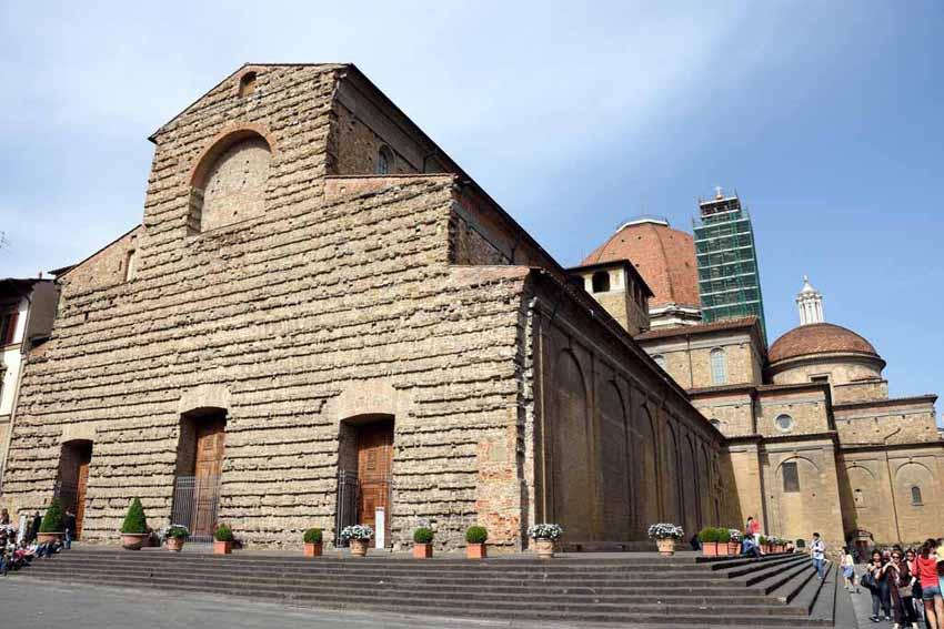 Церкви Флоренции: Базилика Сан-Лоренцо