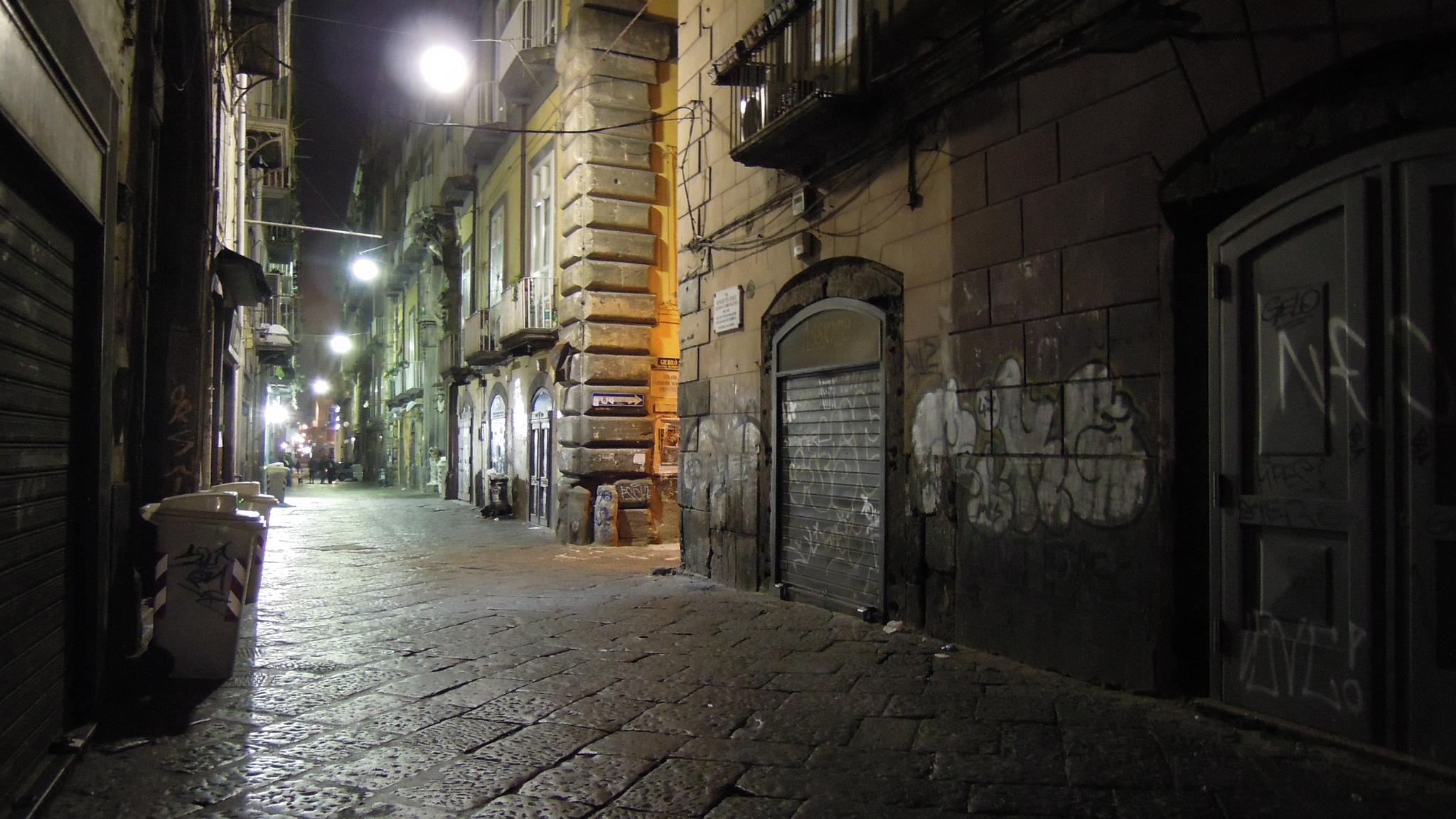 районы Неаполя