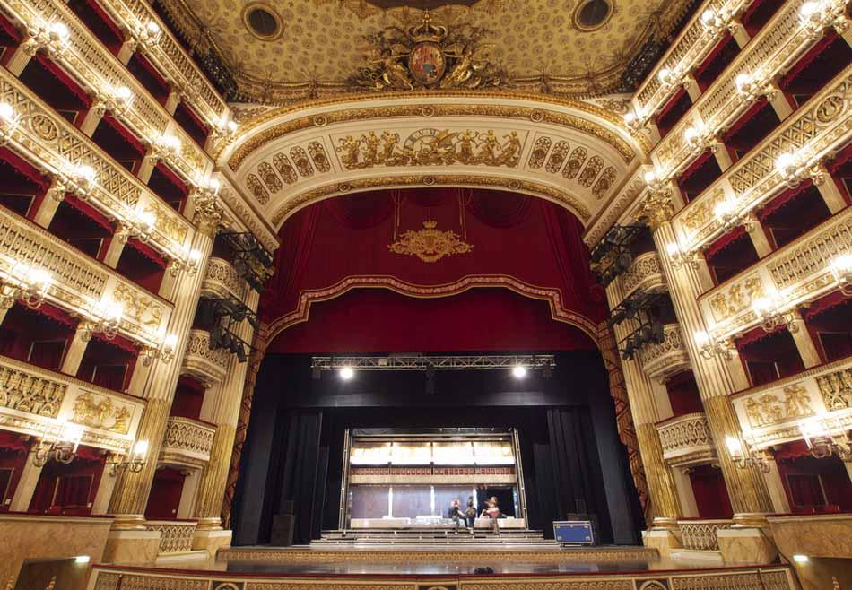 Неаполь, Театр Сан-Карло