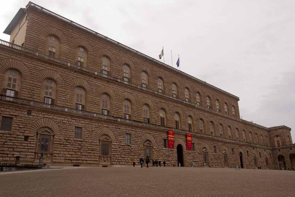 Дворцы Флоренции: Палаццо Питти