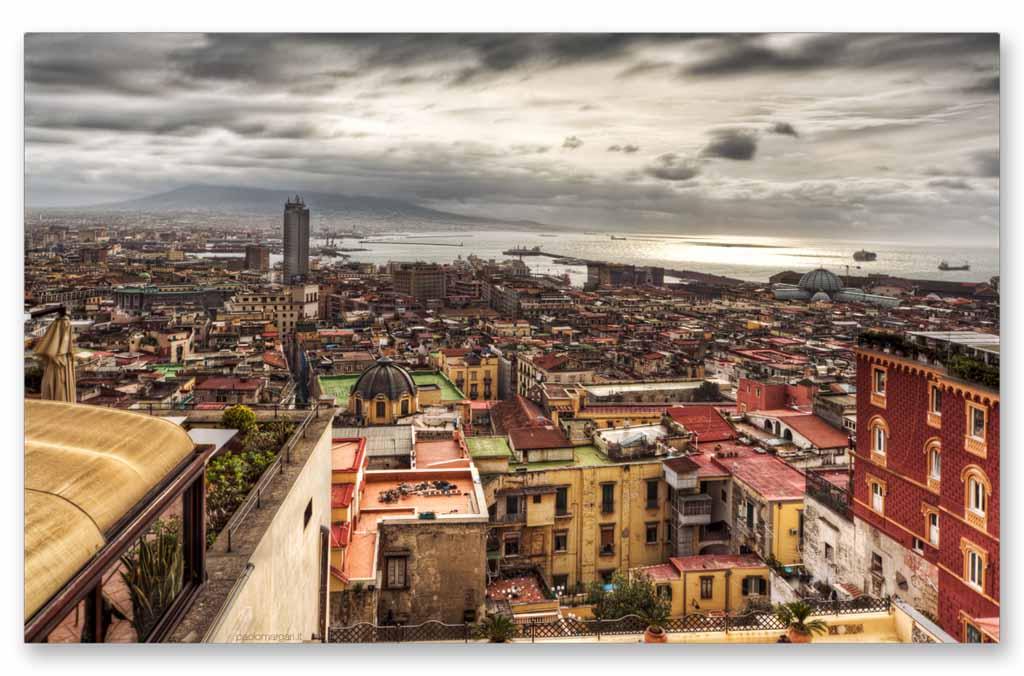 История Неаполя