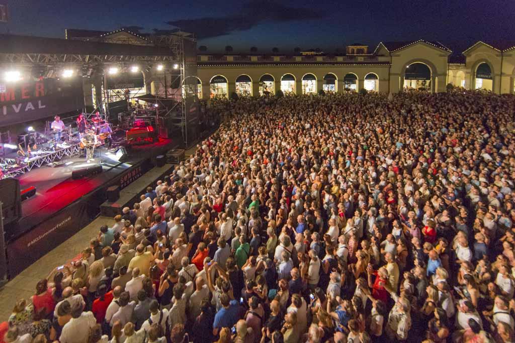 музыкальный фестиваль в Италии 2016