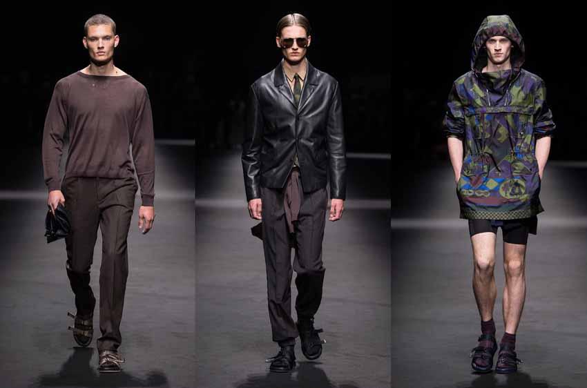 Versace весна-лето 2017