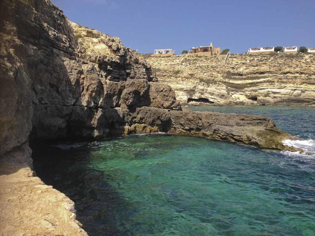 Лампедуза остров