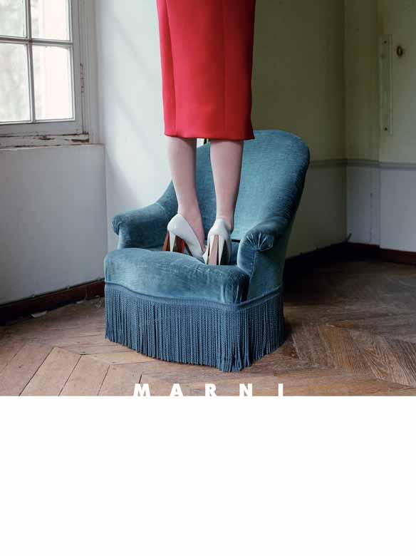 Marni рекламная кампания осень-зима 2016-2017