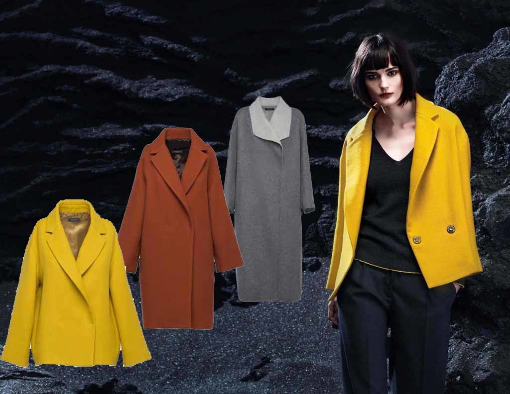 Antonelli Firenze пальто в стиле oversize