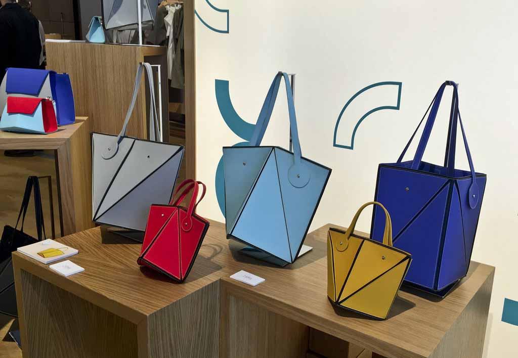 Молодые дизайнеры на Неделе моды в Милане Коллекция лето 2017 Irma Cipolletta