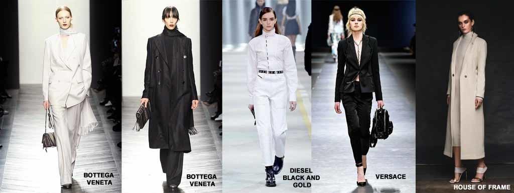 Модные женские тенденции осень-зима 2016-2017