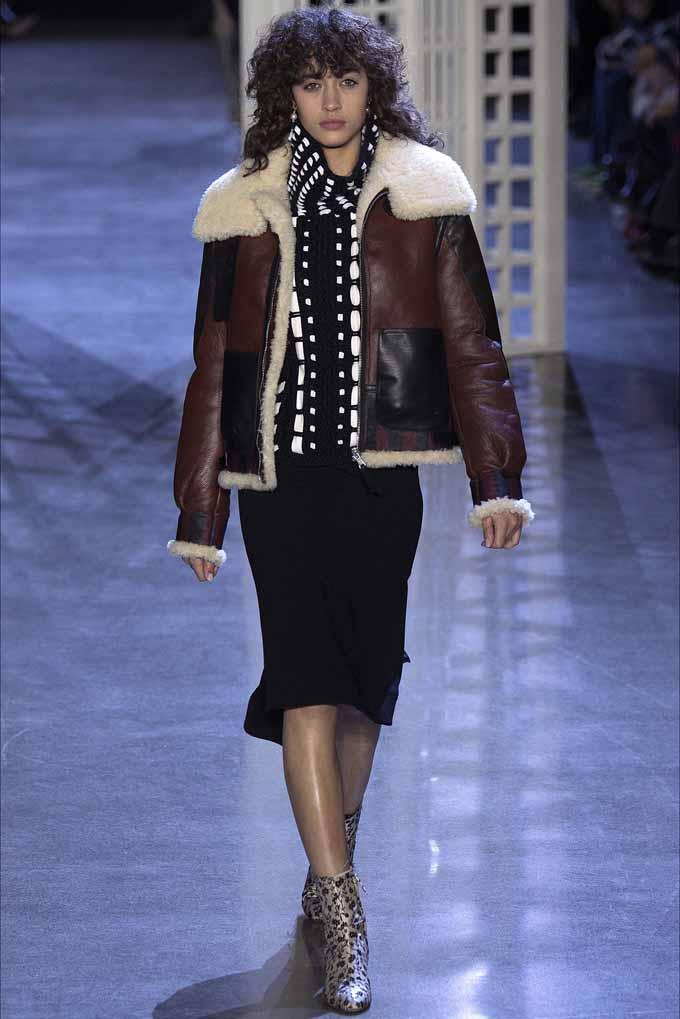 Модные тенденции верхней одежды для зимы 2016-2017