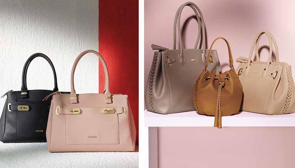 Liu Jo сумки для лета 2017