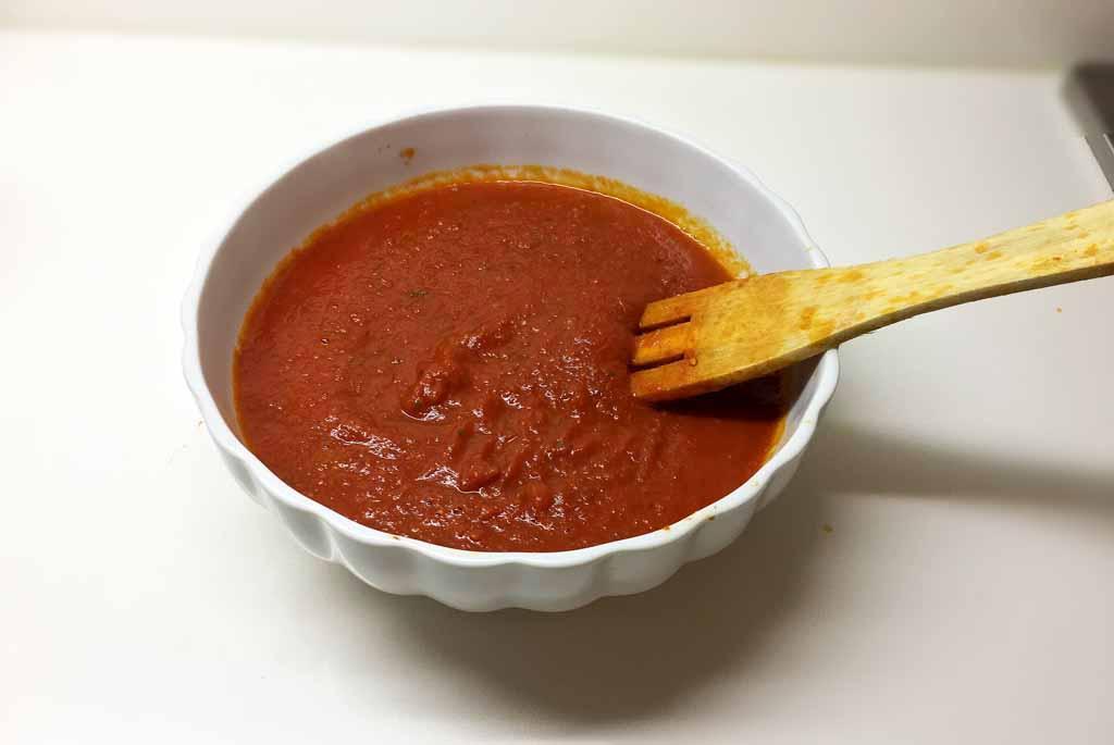 сливочный соус к макаронам рецепт с фото