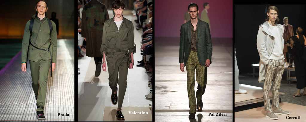 Тенденции  мужская мода для сезона весна-лето 2017 - Журнал ITALIA ... 91780fbfcce