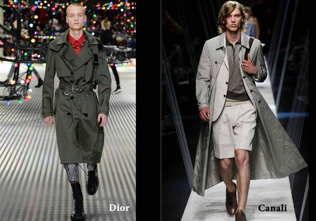 Тенденции: мужская мода для сезона весна-лето 2017