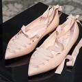 Тенденции женской обуви весна-лето 2017
