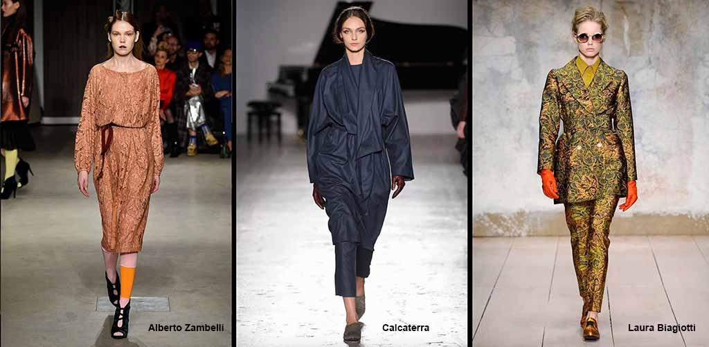 9a78697c347f Мода зима 2017-2018, все тенденции в одежде и обуви – Italia Report