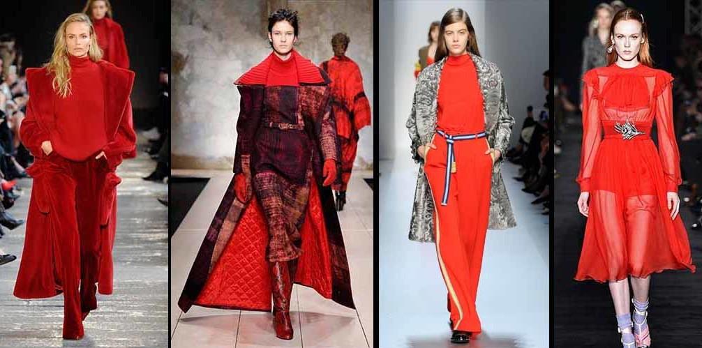 мода 2018 тенденции