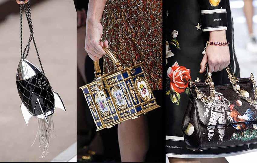 Модные аксессуары 2018