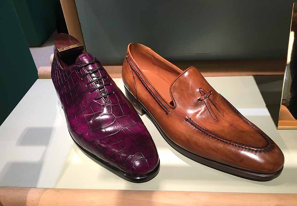 Мужская обувь 2018