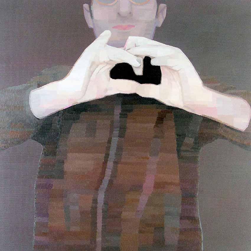 Pablo Candiloro Heart, 2015