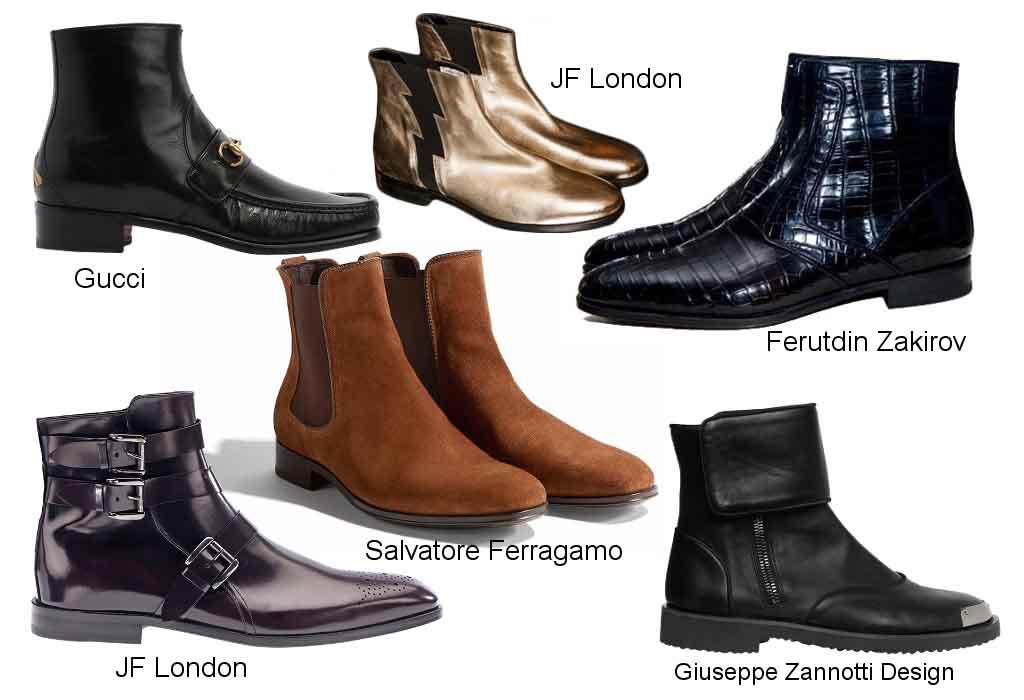 Модная мужская обувь 2017 2018