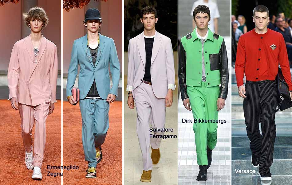 1a69f1daa45 Мужская мода лето 2018 – журнал ITALIA REPORT