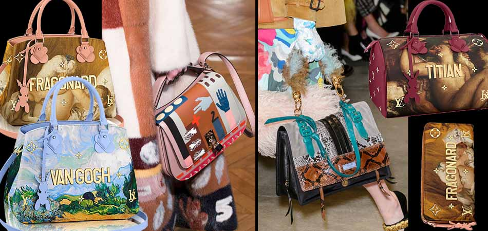 Модные сумки осень-зима 2017-2018 женские