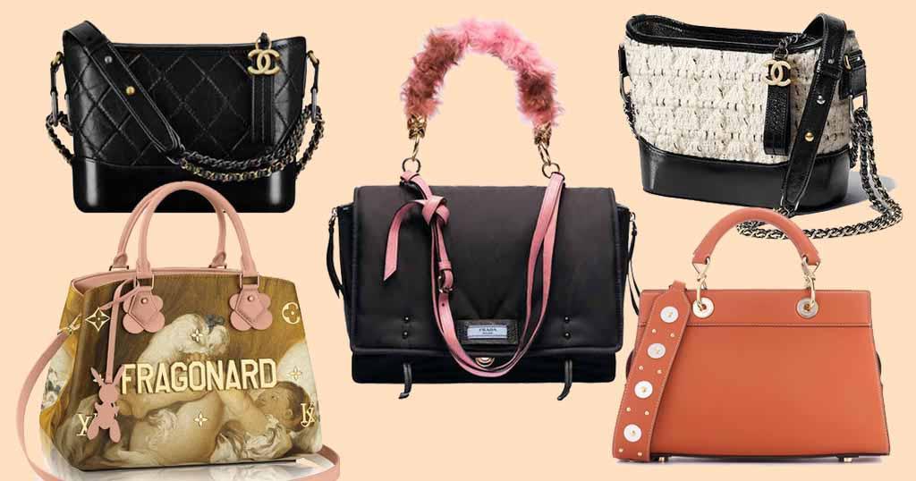 70cdda7bbd51 Рассказываем о тенденциях женских сумок, о модных цветах, и о самых горячих  трендах сезона. Модные сумки осень-зима 2017-2018 женские